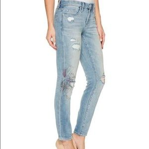 Blank NYC skinny flora jeans